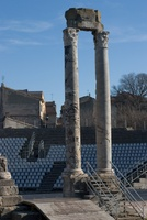 Roman theater in Arles