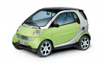 French car rental: Smart Fortwo