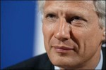 French PM: Dominique de Villepin