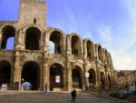Roman Monuments of Arles, France